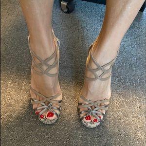 Jimmy Choo printed heels
